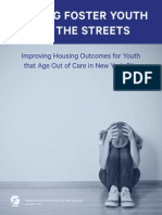 Keeping Foster Youth Off The Streets