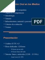 Comunicacion Oral Presentacion