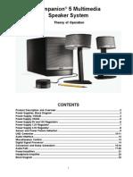 BOSE SoundDock Portable Manual | I Phone | I Pod
