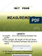 4 Measurement