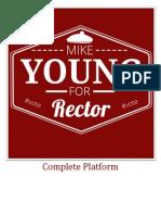 Rector Platform 2014