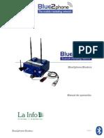Blue2phone Bluebox Manual