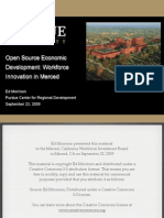 Open Source Economic Development