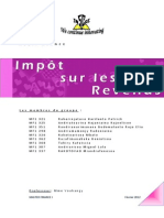 [Audit avancé] IR