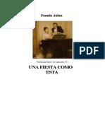 25572051 Aidan Pamela Fitzwilliam Darcy Un Caballero 01 Una Fiesta Como Esta