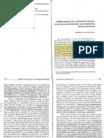 MENELICK. A Hermenêutica Constitucional e os Desafios postos aos Direitos Fundamentais