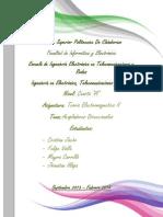 Acopladores direccionales (2)