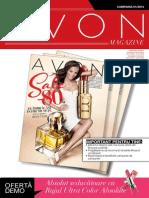 Avon Magazine 01-2014