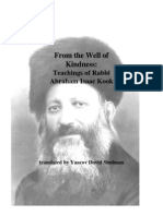 Rav Kook Teachings