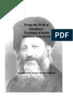 Rav Kook Teachings