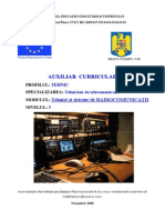 Tehnici Si Sisteme de Radiocomunicatii