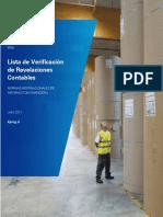 Kpmg Audit Niif Lista Verificacion Contable