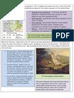 study cards northwest ordinance  manifest destiny