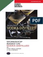 VodkaDistilled Scribd