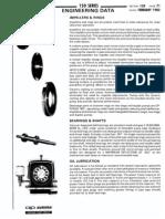 Aurora Regenerative Turbine 150 Series Engineering Data
