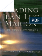 Reading Jean Luc Marion Exceeding Metaphysics.ebooKOID