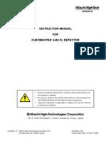 Manual Detector Fluorescencia