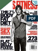 Men's Fitness USA - December 2013