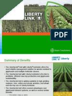 LibertyLink® & Liberty® Herbicide - Weed Managment Program