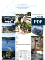 Bare Hill Pond Pumphouse Project