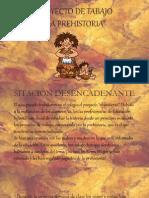 La Prehistoria Rosario Bellido Ceip Norena