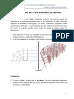 Etabs - Taller 1 - Analisis