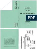 Charter of the Village of Greenhills, Ohio