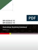 Br-6228ns v2 Br-6228nc v2 Qig Pl(Polish)