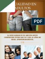 Sexualidad en Adultos