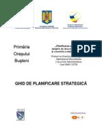 Ghid planif strategica