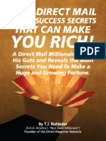 Direct Mail Success Secrets