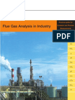 Flue Gas Analysis in Industry