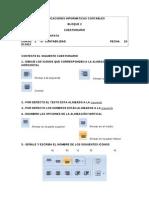 Aplicaciones Informaticas Contables..Cuestionario