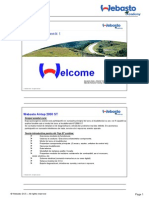 Webasto Documentatie