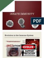 Lecture 3 Innate Immunity