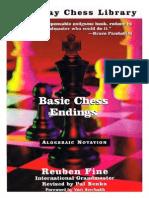 Fine, Reuben - Basic Chess Endings