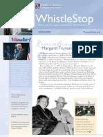 WhistleStop Spring 2008