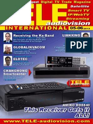 audiovision: International