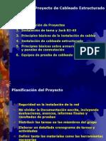 Capitulo 9 Proyecto de Cableado Estructurado