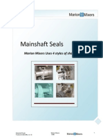 Mainshaft Seals