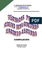 Técnicas para crear una cultura escrito-lectora