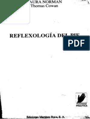 reflexología a través de imágenes de impotencia