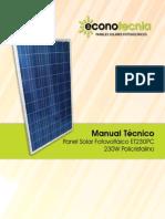 Manual Tecnico ET230