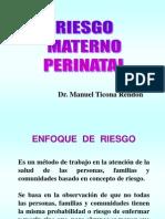 9°+CLASE+-+RIESGO+MATERNO+PERINATAL