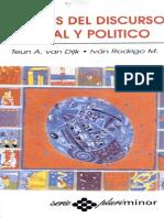Analisis del Discurso Social y Politico - Teun Van Dijk.pdf