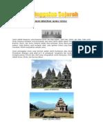 Peninggalan Sejarah Yang Bercorak Hindu