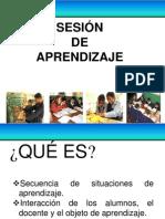2. Sesión de aprendizaje