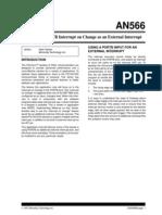 Usando Interupção de PortB AN566.pdf