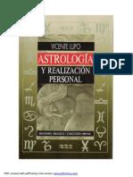 Astrologia y Realizacion Personal
