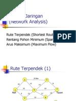 Materi06 Analisis Jaringan